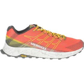 Merrell Moab Flight Shoes Men, czerwony